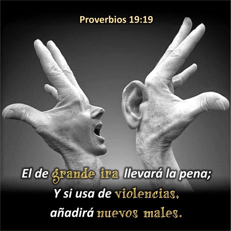 Proverbios 19.19 Anexo