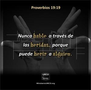 Proverbios 19.19 Color