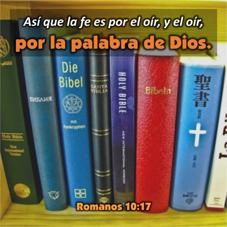 Romanos 10.17 Anexo