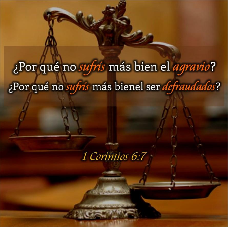 1 Corintios 6.7 Anexo