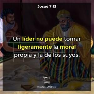 Josué 7.13 Color