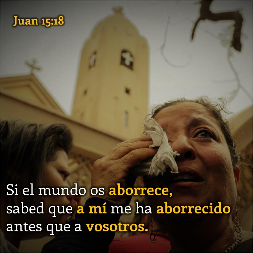 Juan 15.18 Anexo