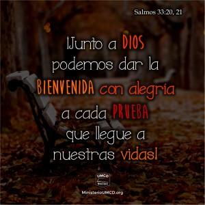 Salmos 33.20, 21 Color