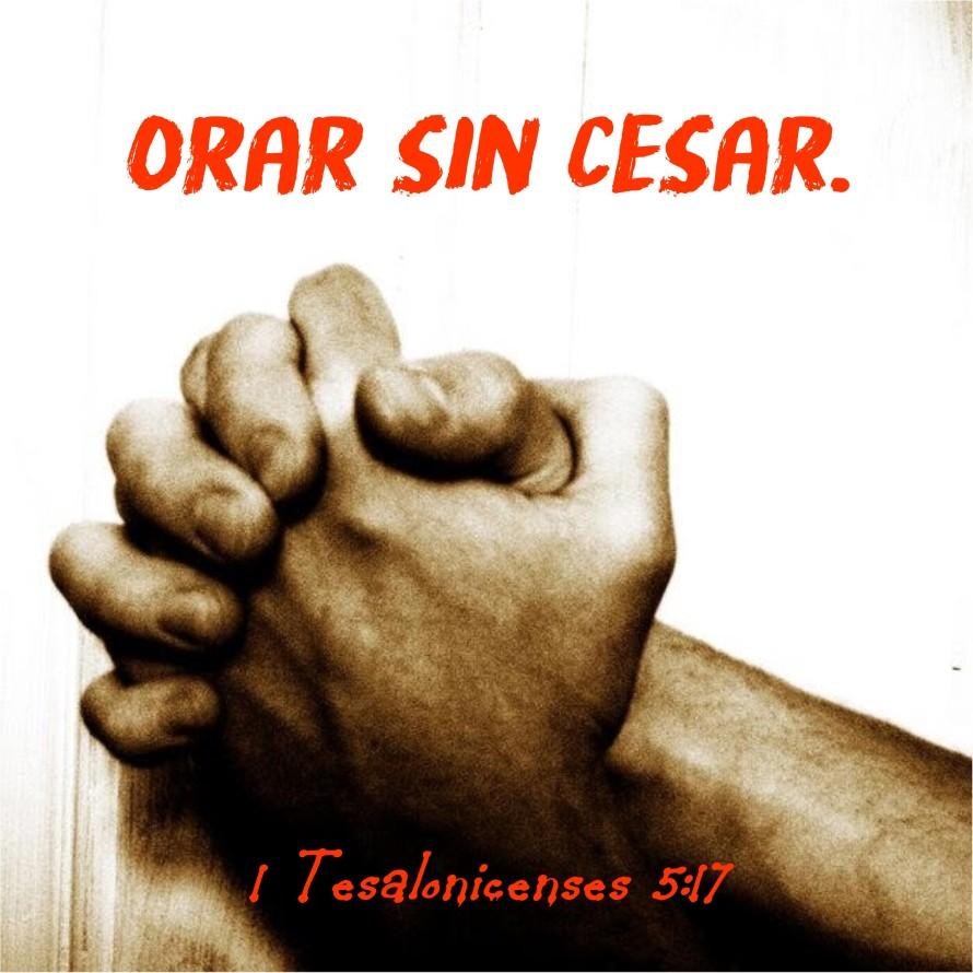 1 Tesalonicenses 5.17 Anexo