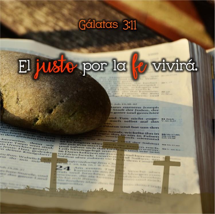 Gálatas 3.11 Anexo