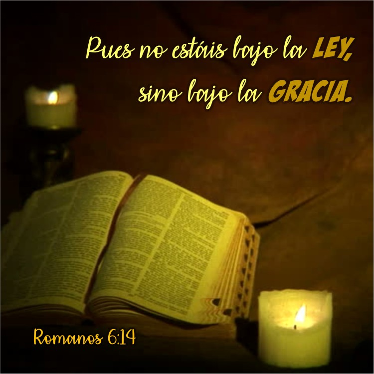 Romanos 6.14 Anexo