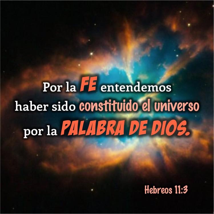 Hebreos 11.3 Anexo a
