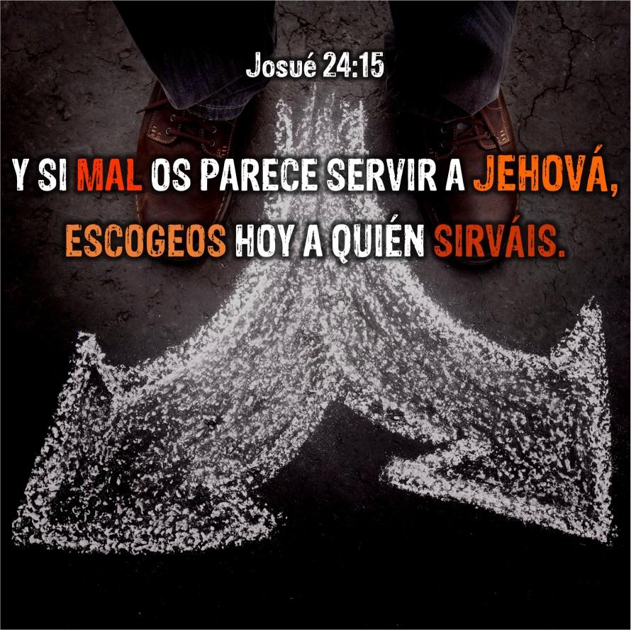 Josué 24.15 a Anexo