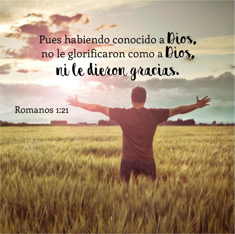 Romanos 1.21 Anexo
