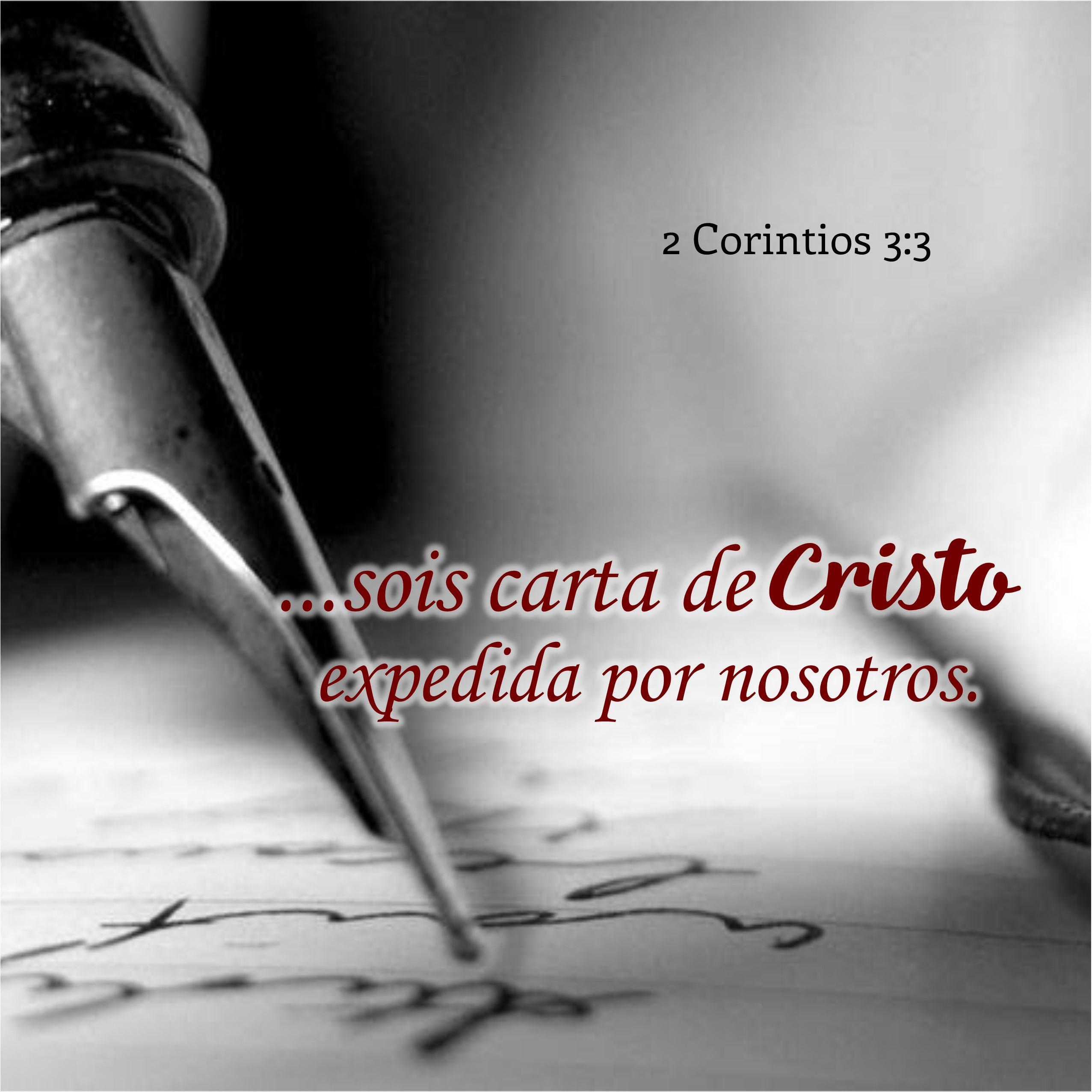 2 Corintios 3.3 Anexo