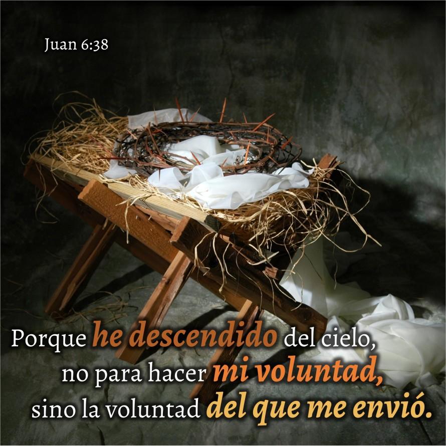 Juan 6.38 Anexo