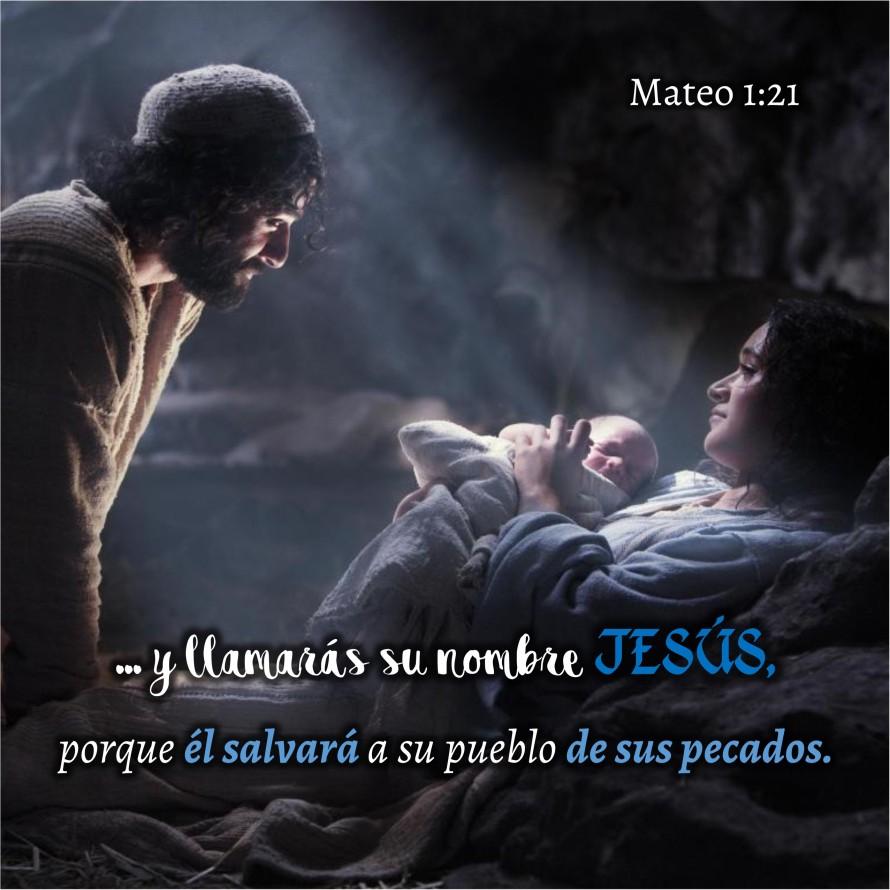 Mateo 1.21 Anexo