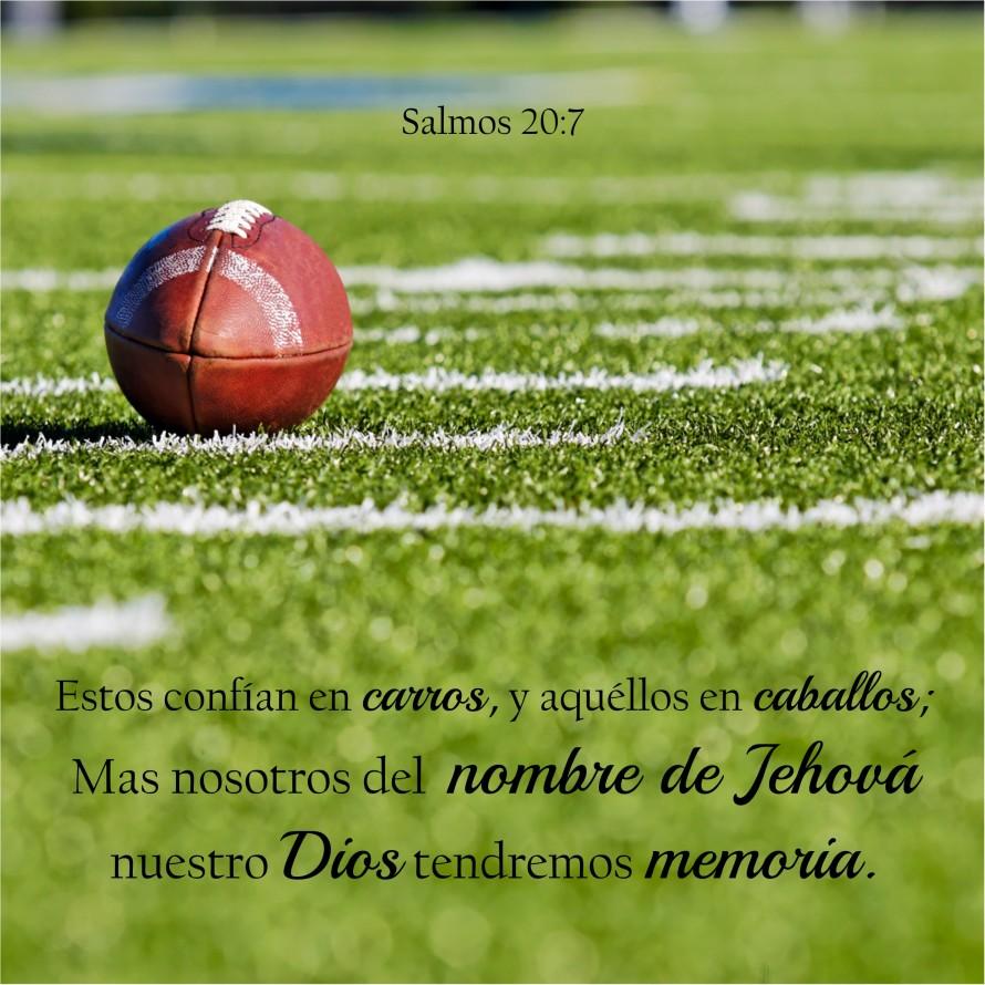 Salmos 20.7 Anexo