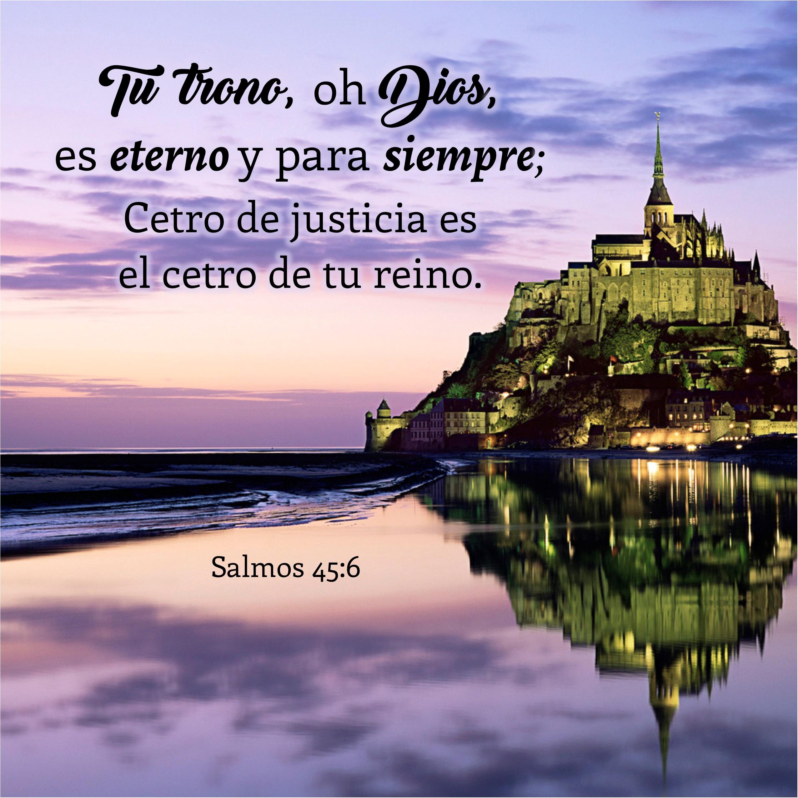 Salmos 45.6 Anexo