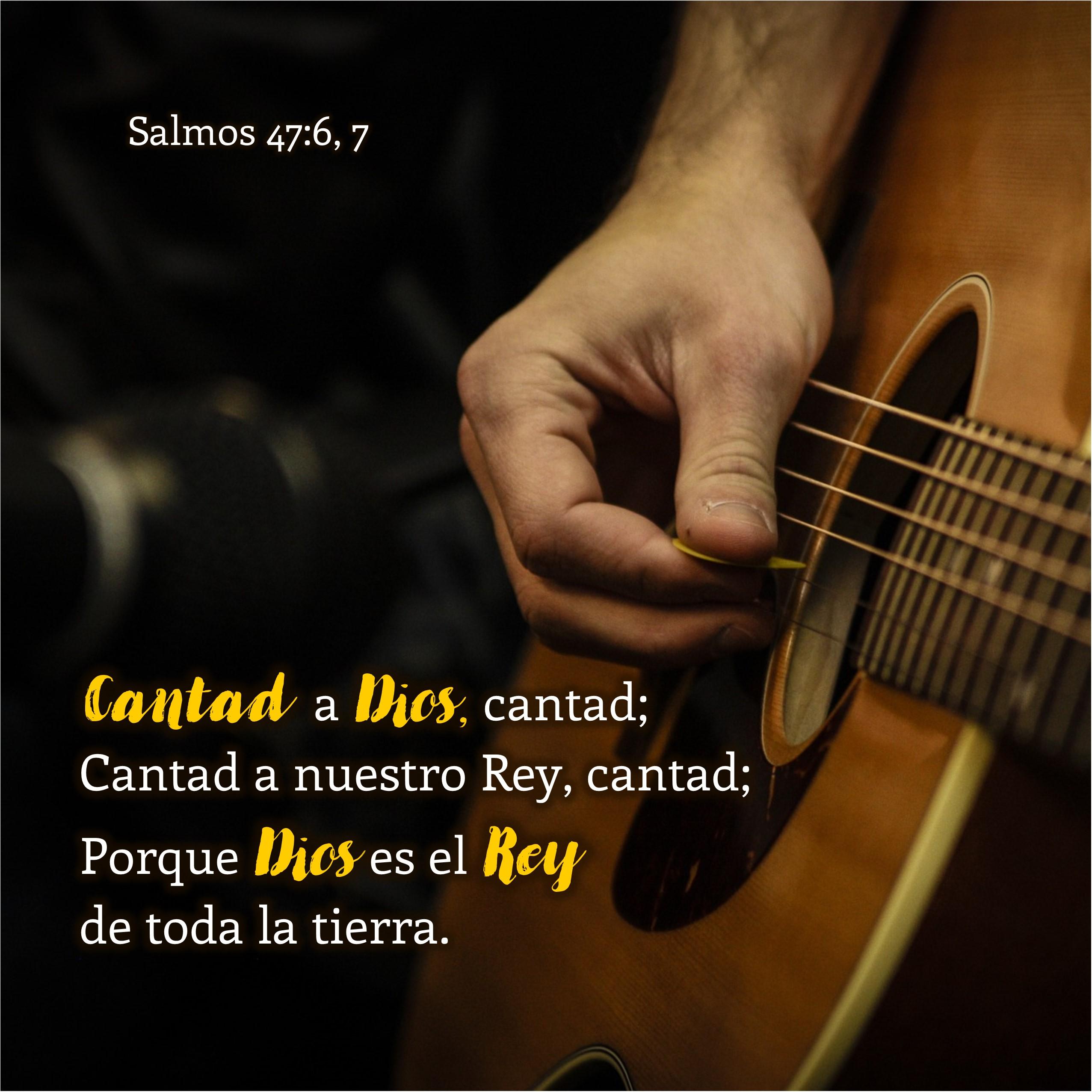 Salmos 47.6, 7 Anexo