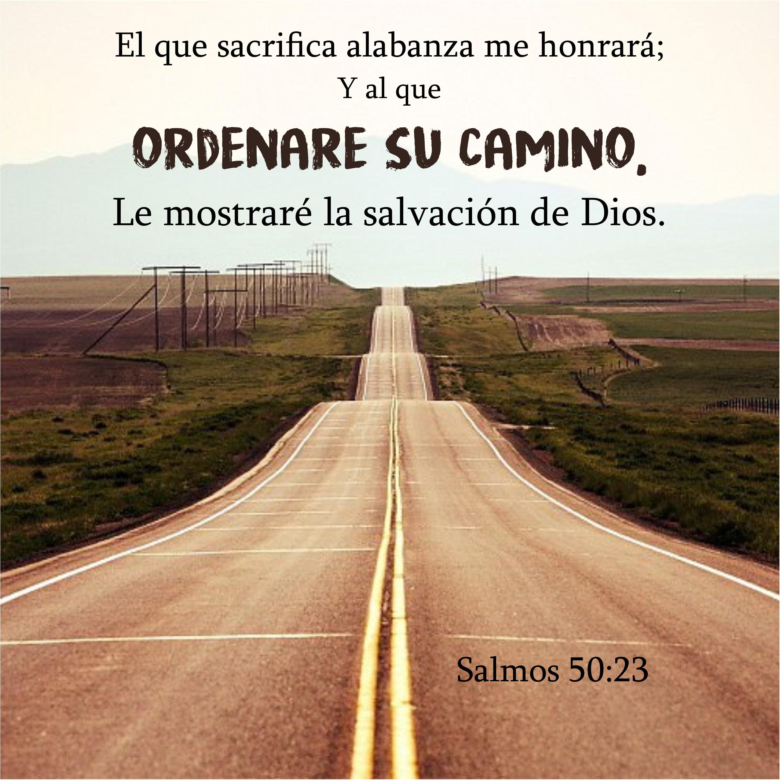 Salmos 50.23 Anexo