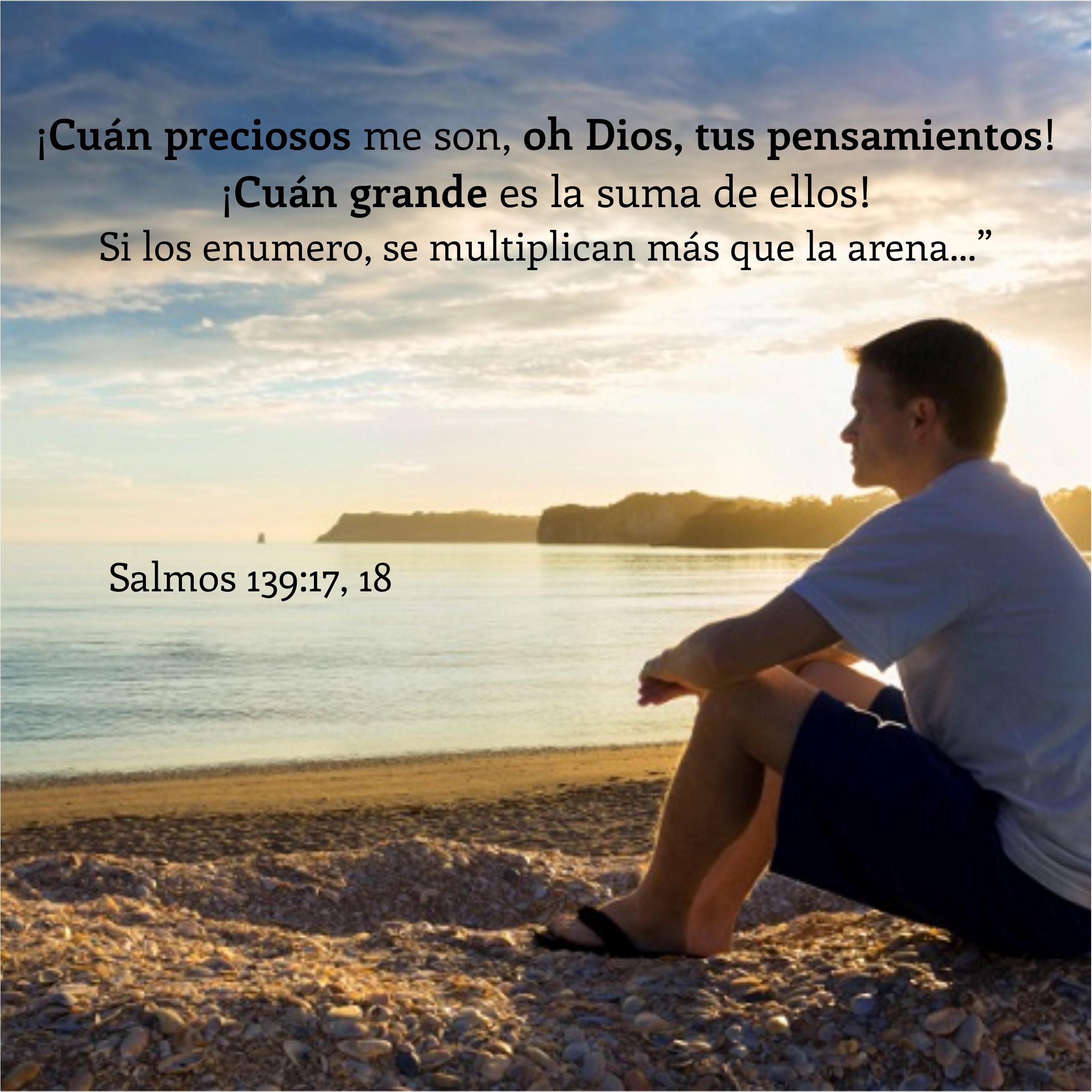 Salmos 139.17, 18 Anexo