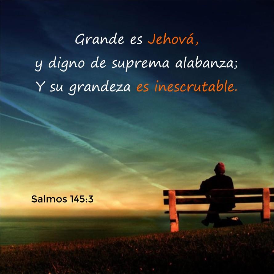 Salmos 145.3 Anexo