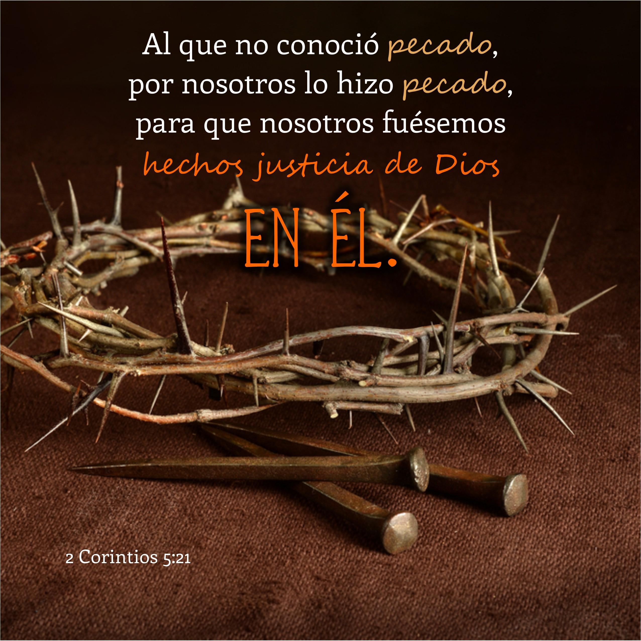 2 Corintios 5.21 Anexo