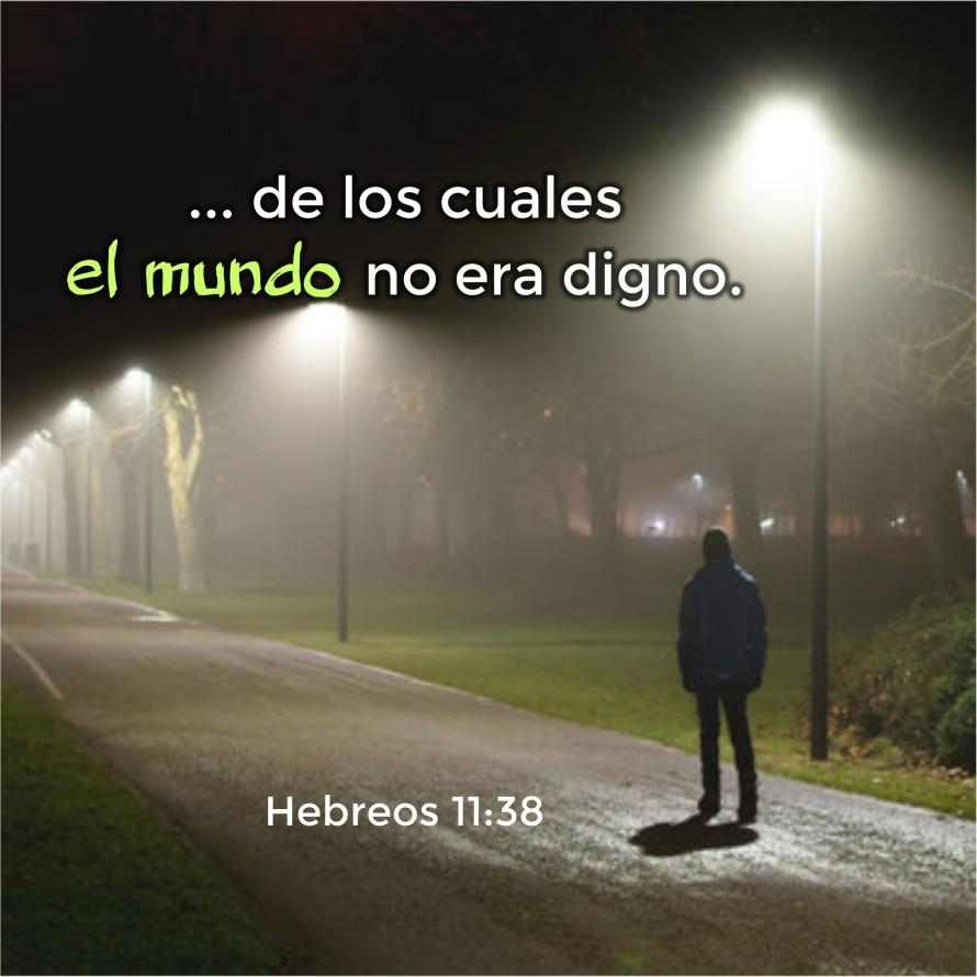 Hebreos 11.38 Anexo