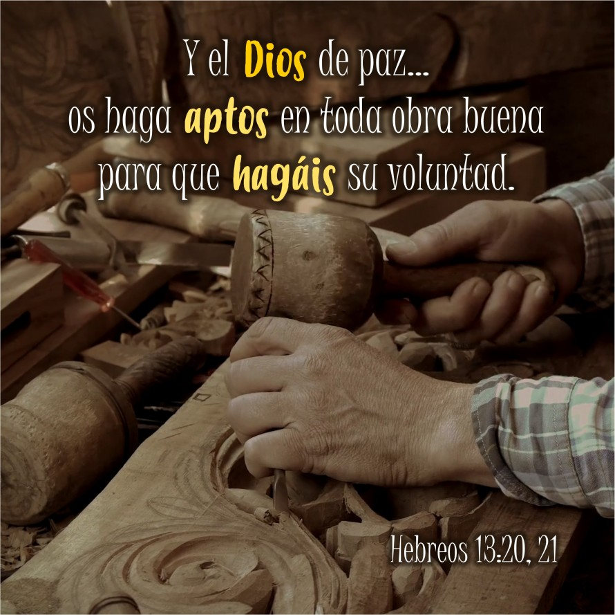 Hebreos 13.20, 21 Anexo