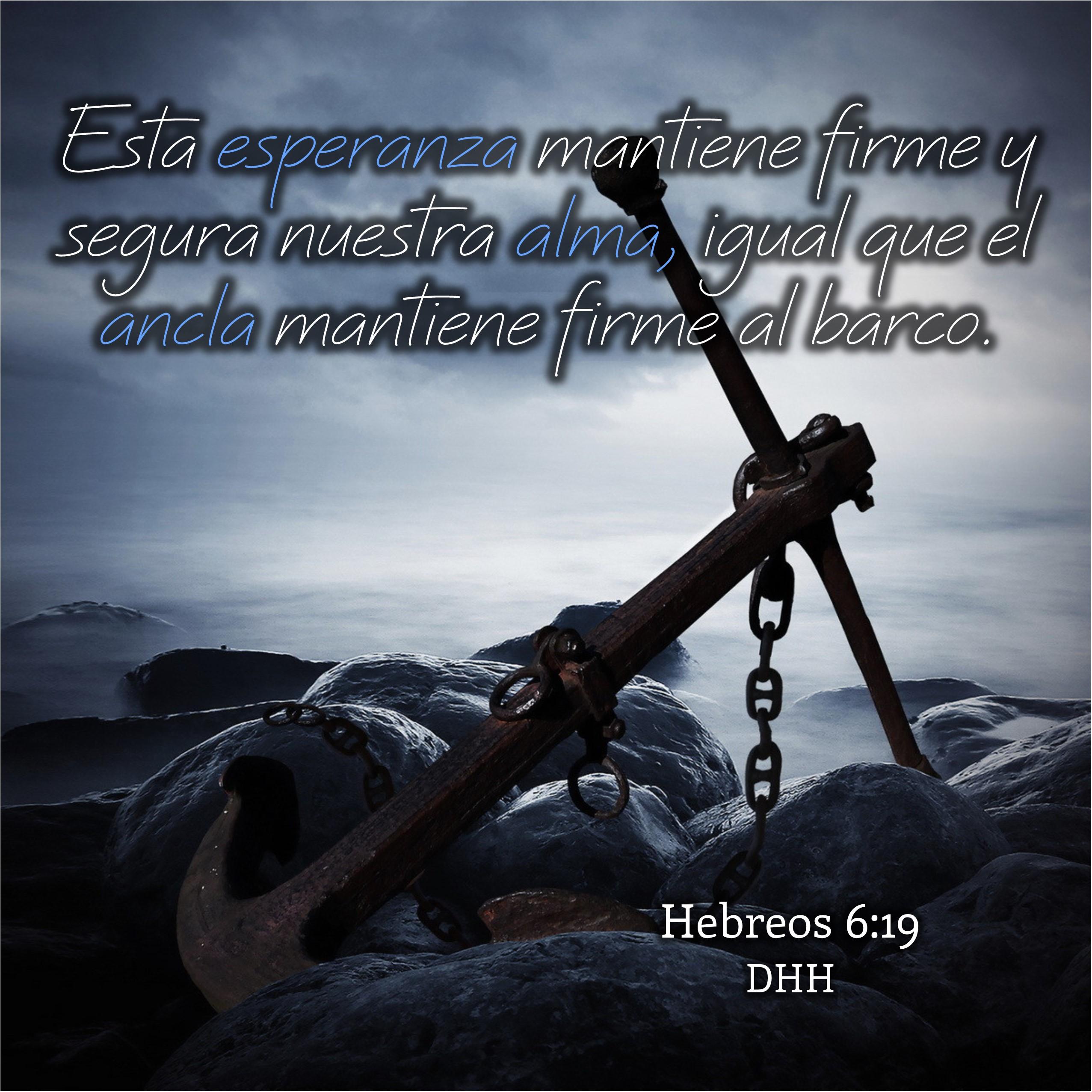 Hebreos 6.19 Anexo