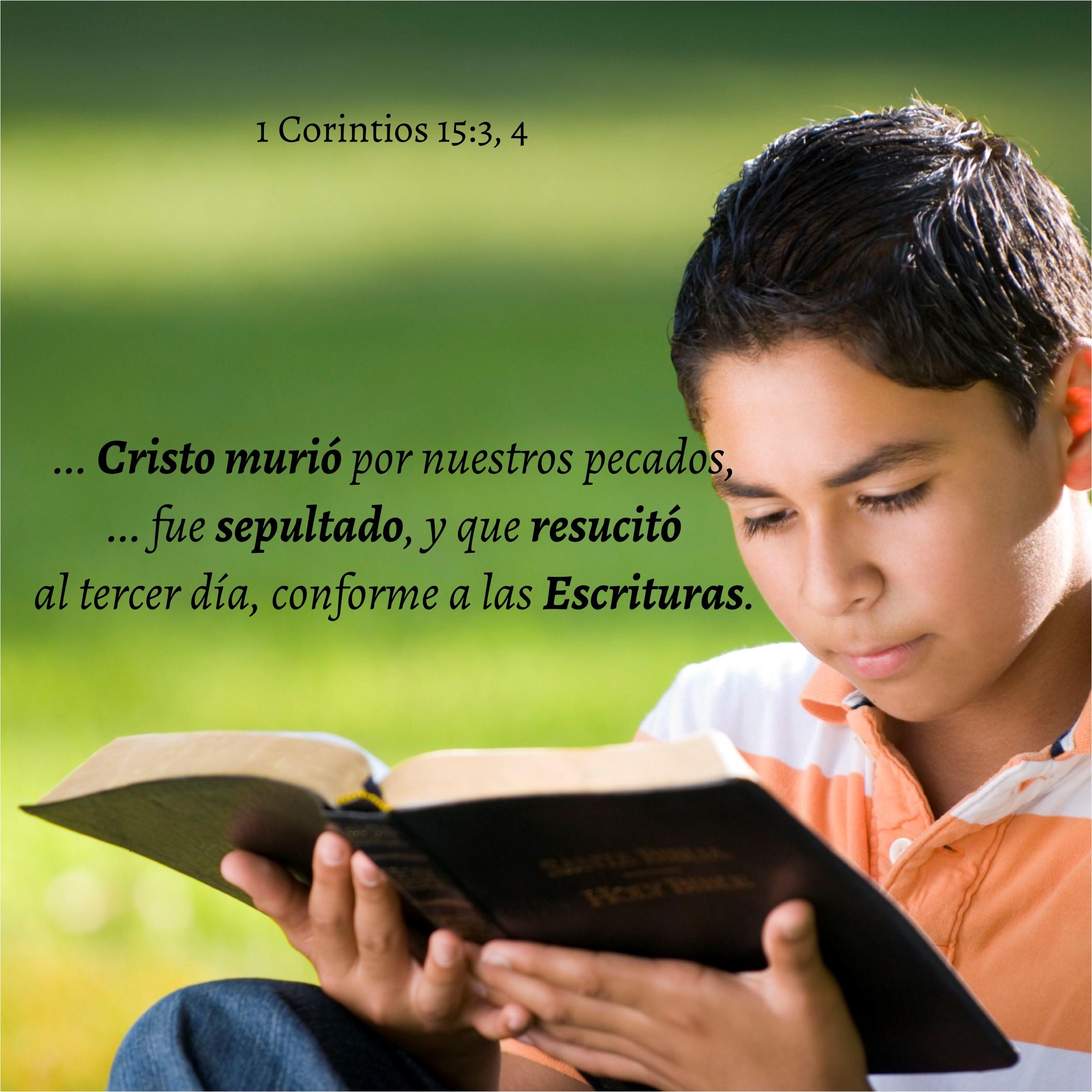 1 Corintios 15.3, 4 Anexo