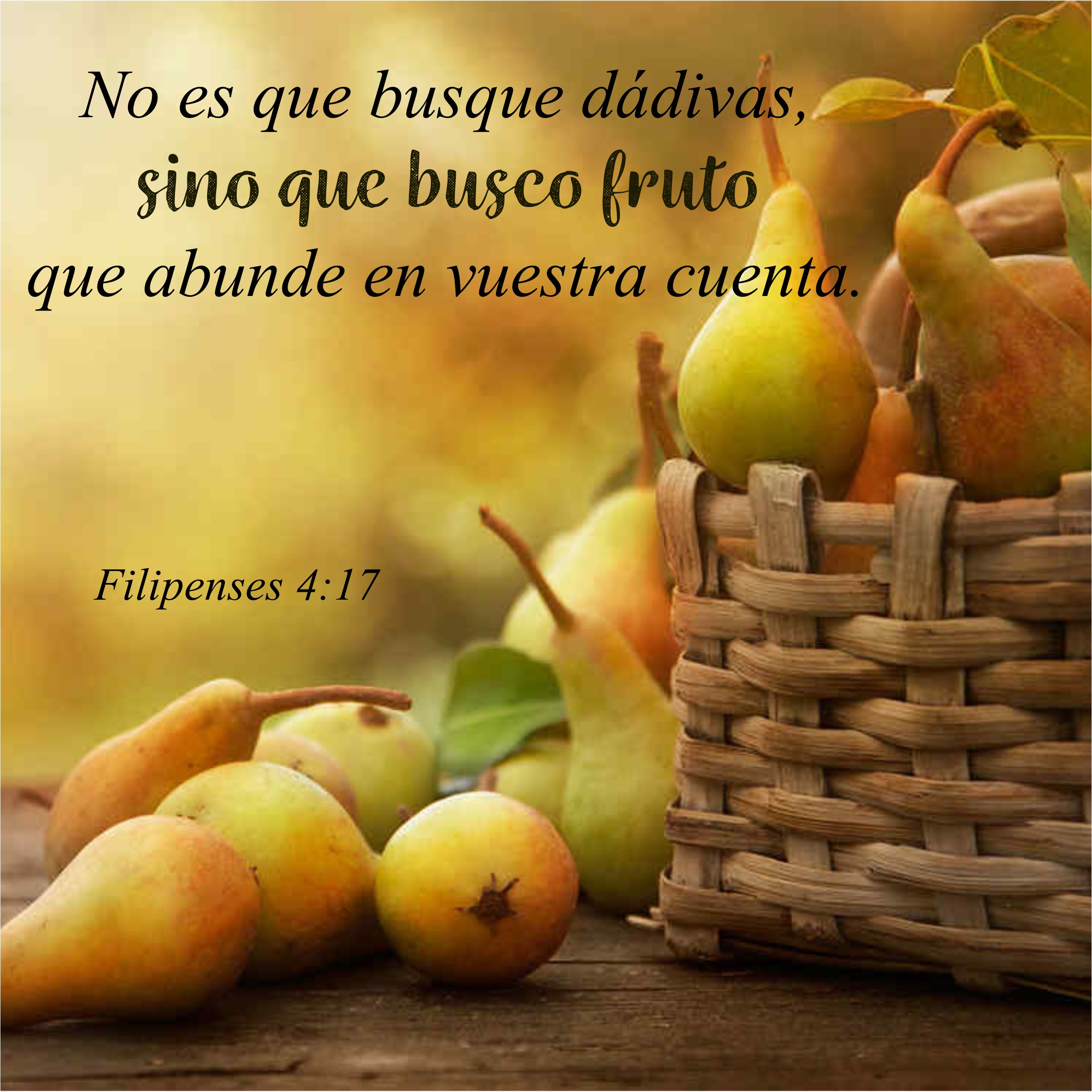 Filipenses 4.17 Anexo